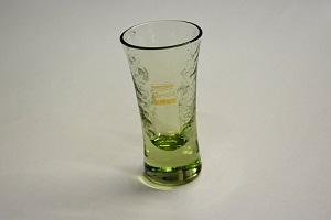 萩ガラス・銀箔入り ぐい飲み1個