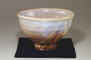 萩焼 茶盌(井戸形)