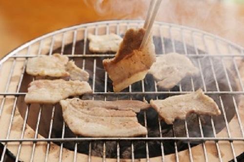 [№5226-0368]パンを食べて育ったむつみ豚の焼肉セット1.2kg(2万円コース)