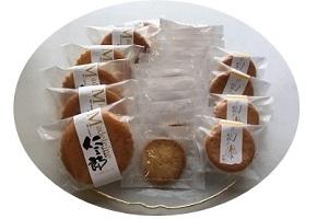 萩地酒の酒粕サブレ5種&萩で人気のマドレーヌセット