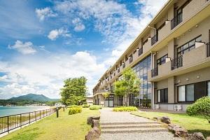 絶景日本海一望の宿 ペア宿泊券