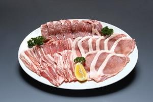 パンを食べて育ったむつみ豚の焼肉セット(30,000円コース)
