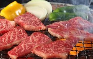 見蘭牛もも焼肉用