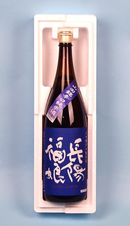 [№5226-0081]長陽福娘 山田錦辛口純米酒 1.8L