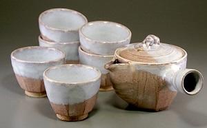 萩焼 番茶器セット