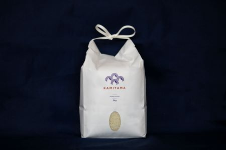 [№5226-0292]【KAMITAMA】令和1年萩産コシヒカリ2kg×5袋セット