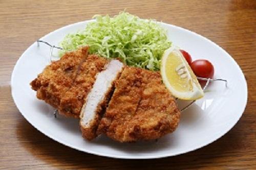 パンを食べて育ったむつみ豚のとんかつセット(1万円コース)