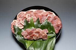 [№5226-0373]パンを食べて育ったむつみ豚のとんかつセット1.8kg(3万円コース)