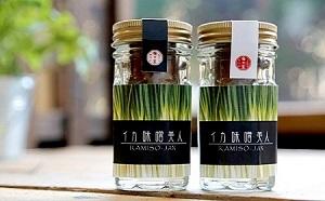 「東洋美人」酒粕と麹で熟成したイカ入り葱味噌「イカ味噌美人」  酒の肴・ご飯のお供の瓶詰ギフト